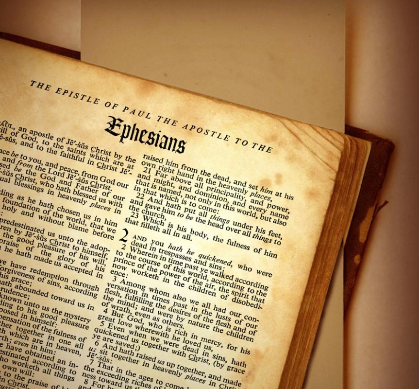 以弗所书 | 01在基督里的恩惠与平安(以弗所书1:1-2)| 王一牧师